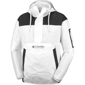 Columbia Challenger Windbreaker Jas Heren, white/black